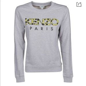 Kenzo sweater lightly used